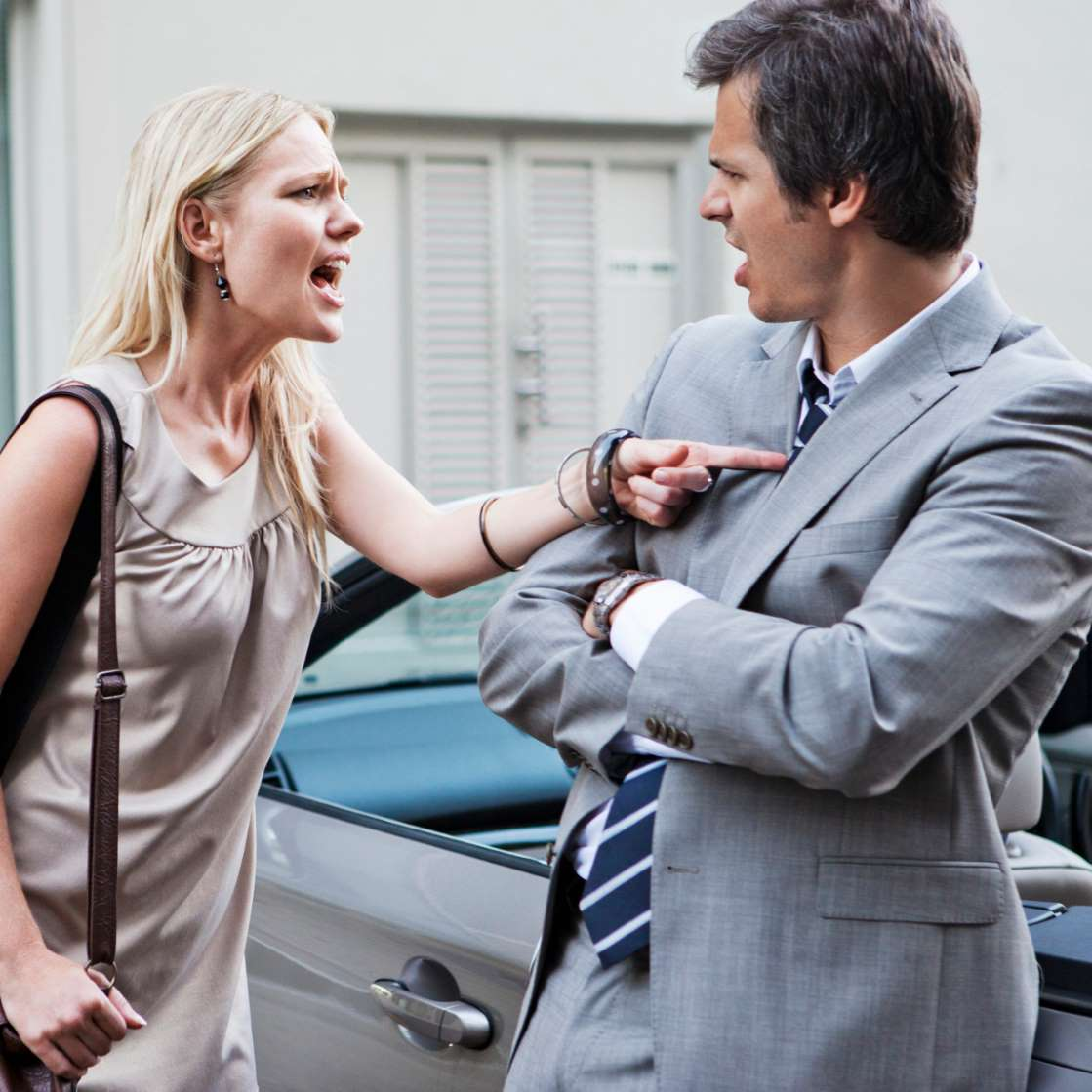 Always thinking that your partner is cheating on you? Here's how to stop it